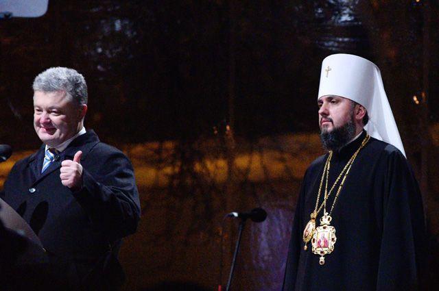 Церковь имени Порошенко. Какая судьба ждёт киевский «лжесобор»?