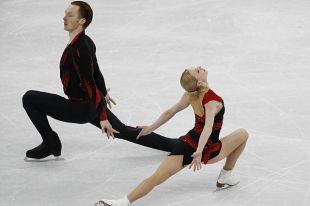 Фигуристы Тарасова и Морозов стали вторыми в короткой программе на ОИ-2018
