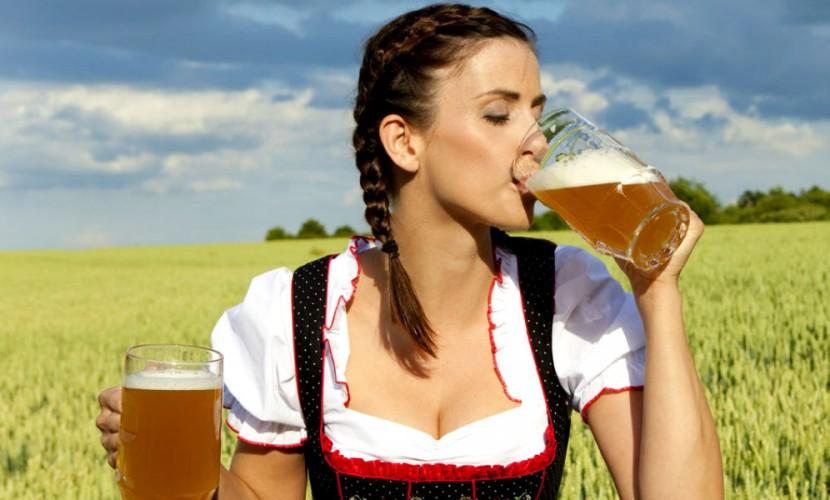 Пиво в больших количествах чудесным образом делает человека стройнее