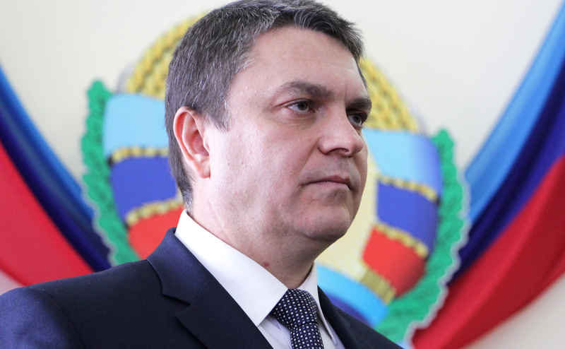 Неужели власти сдают Луганск Украине
