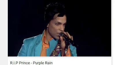 Ушел из жизни легендарный певец Принц