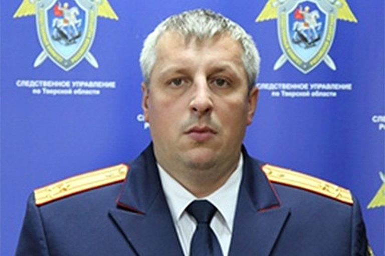 В Твери задержан полковник Следственного Комитета.