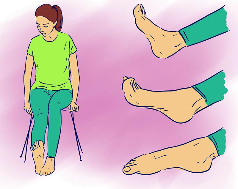 как сделать ноги более стройными