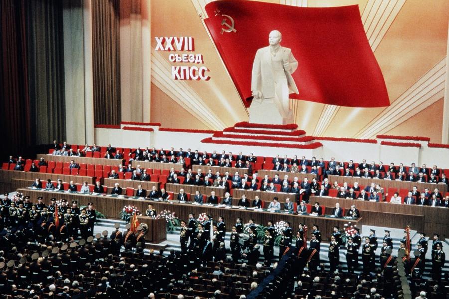 В СССР народ власти не избирал. Или все забыли правду о коммунистах?