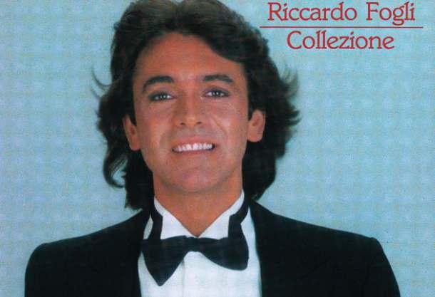 Риккардо Фольи с популярной песней 80-х «Storie Di Tutti I Giorni»