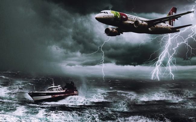 """""""Они похожи на нас. Мы погибаем""""-это были последние слова пилота самолета, исчезнувшего с радаров"""