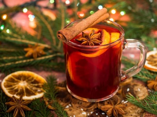 Чем заменить алкоголь на Новый год: глинтвейн, грог, коктейли