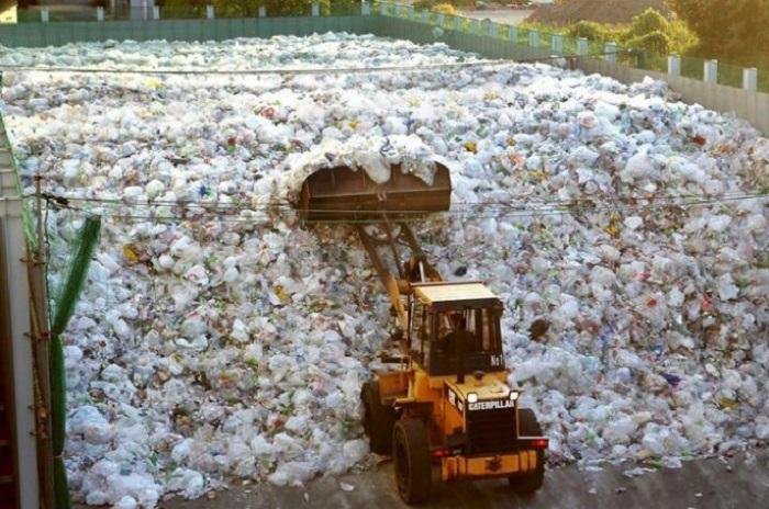 Пластиковый апокалипсис...