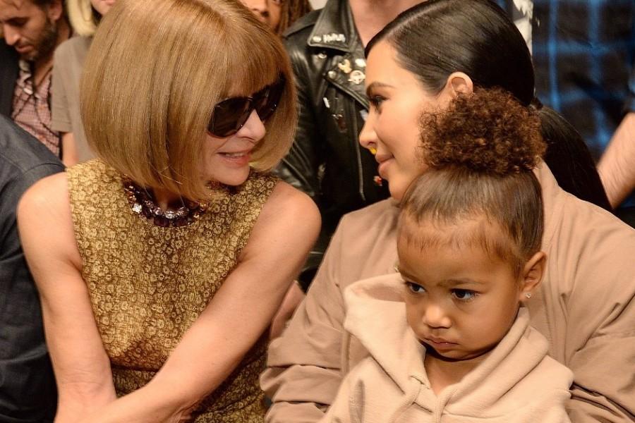 Ким Кардашьян воспитывает сверхчеловека или расписание дня ее 2-х летней дочки