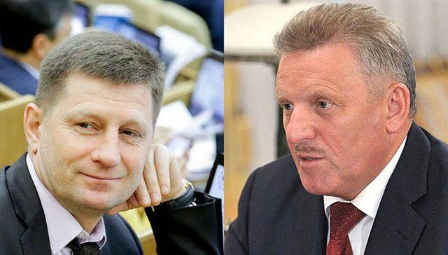 Выборы в Хабаровском крае: П…