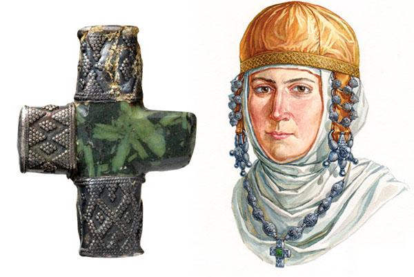 Древнерусские нательные кресты XI-XIII веков. Князь Кий: что известно об основателе Киева (2 статьи)