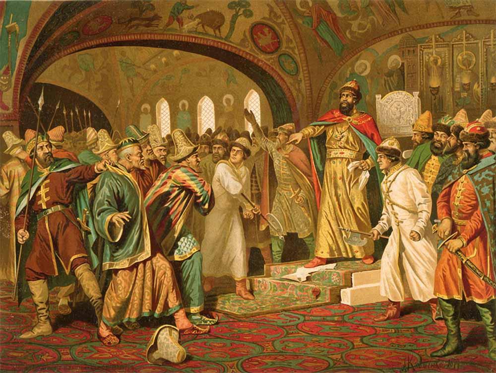 Великий Иван Третий, о котором мы так мало знаем