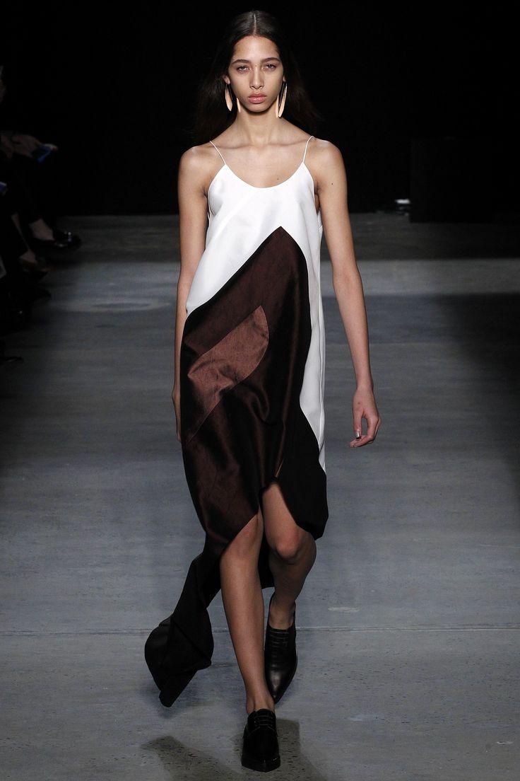 Платье-комбинация 2017: самые трепетные образы для искушенных модниц