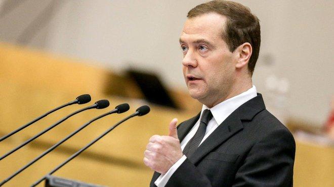 Дмитрий Медведев утвердил план реализации национальной политики