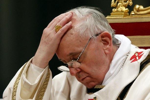 Папа римский Франциск сделал заявление по поводу геев.