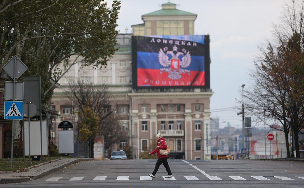 Хотят ли жители Донбасса вер…