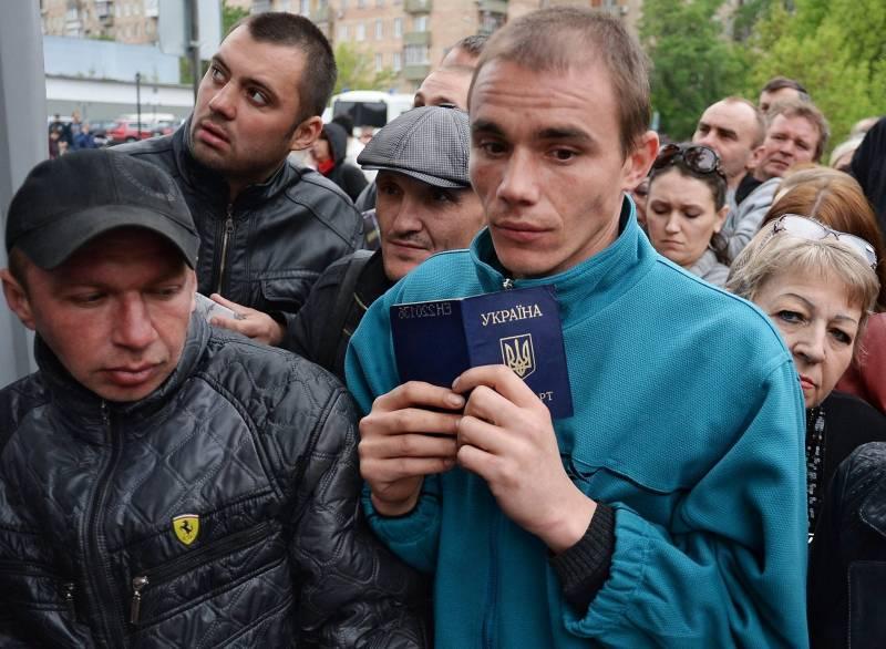 Украинским беженцам придется расстаться с Германией