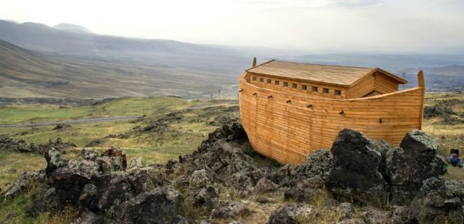Ноев Ковчег: корабль, который не могут найти