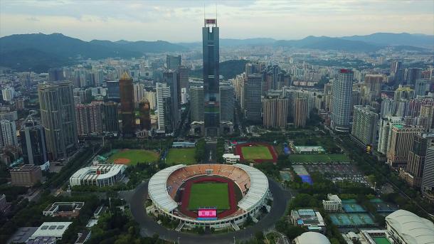 Guangzhou Tianhe Sports Cent…