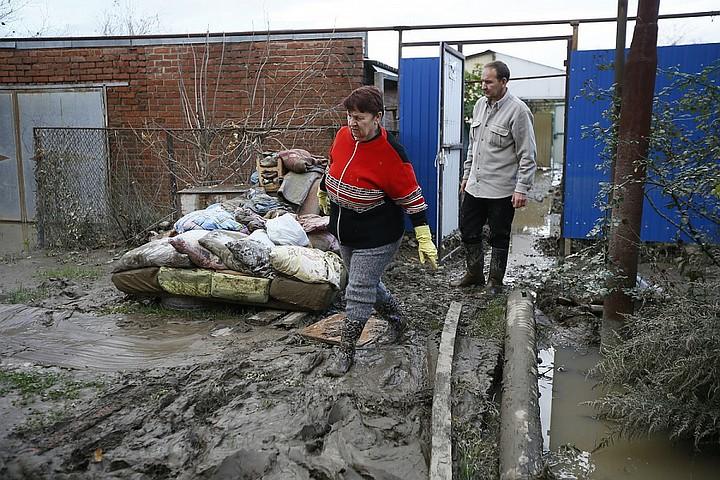 Вечные «грабли» Краснодарского потопа