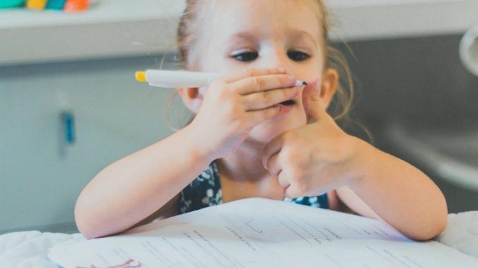 Как подготовить малыша к письму