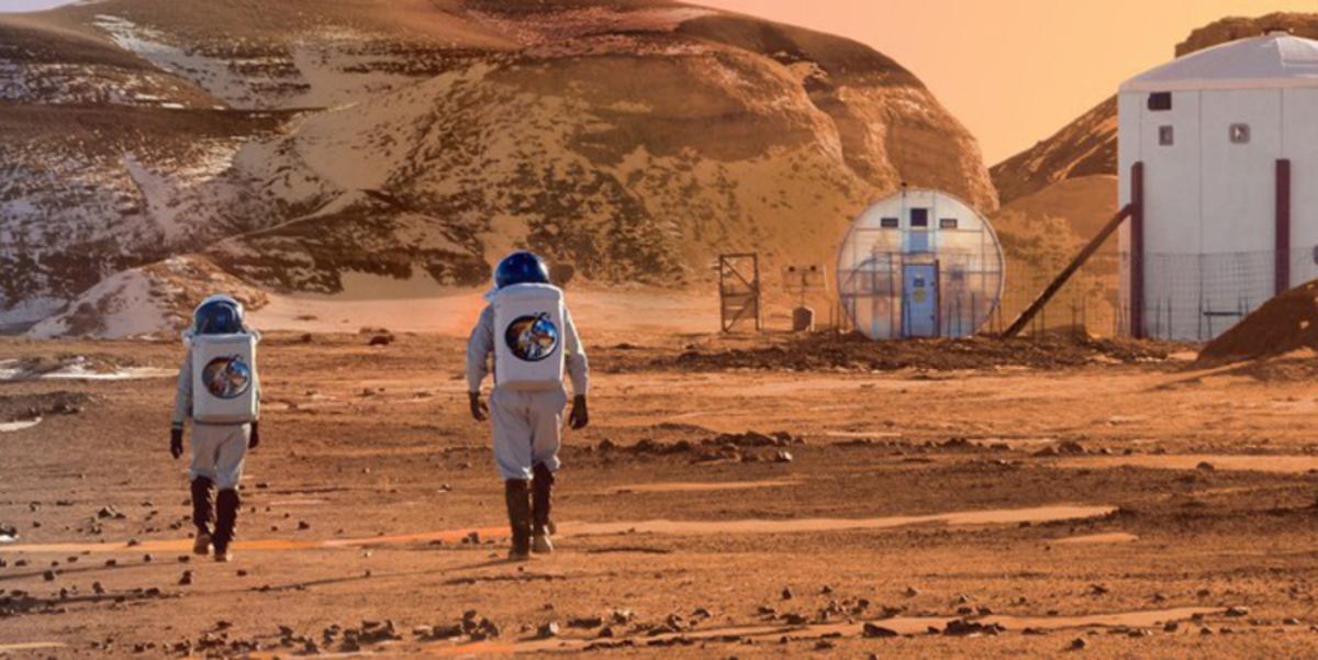 Масштабный проект по колонизации Марса провалился