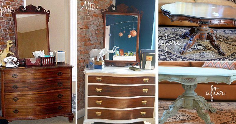 10 нетривиальных идей обновить мебель, которые заслуживают вашего внимания