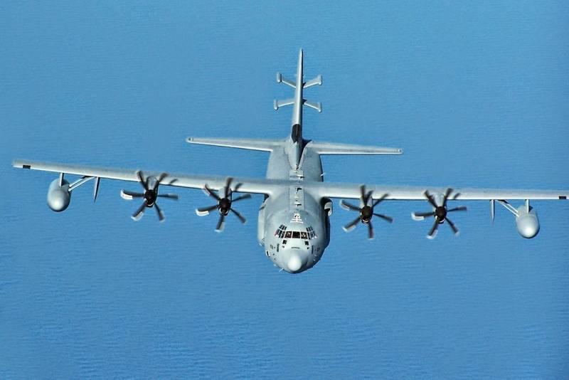 РЭБ-схватка над Калининградом: таинственный «Самарканд» против EC-130H
