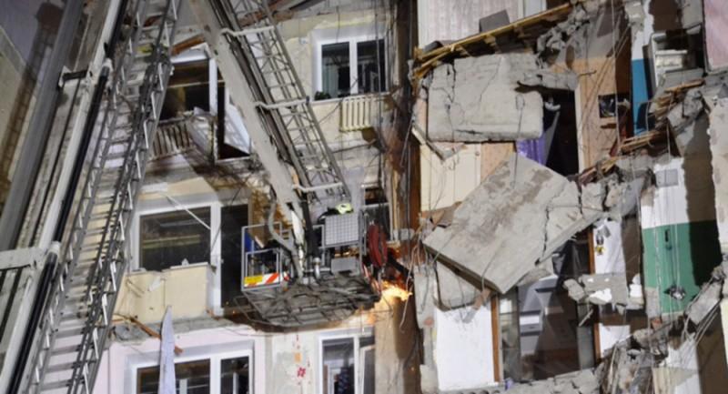Магнитогорцы попросили расселить обрушившийся дом