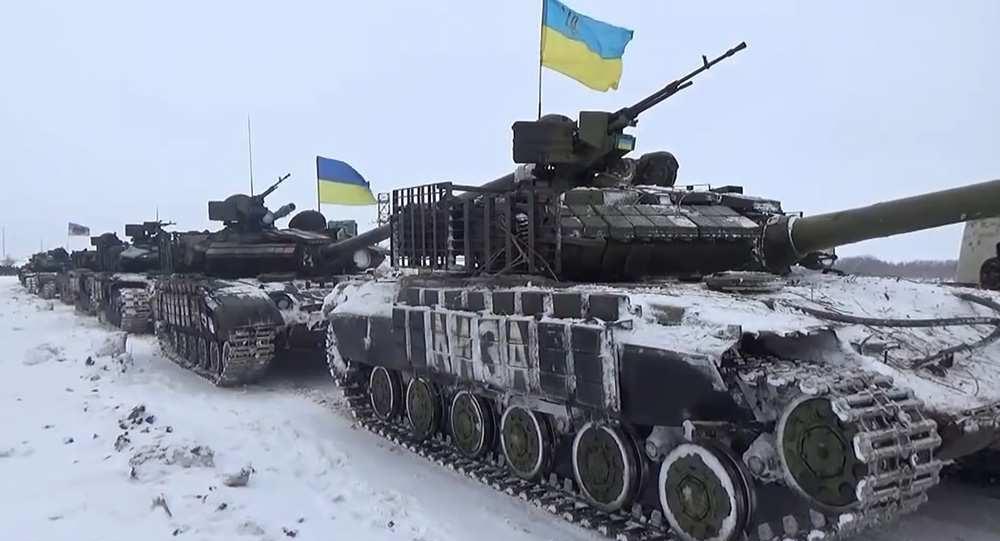 Киев так и не понял, кто слил планы по наступлению на Донбассе