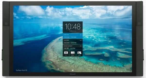 моноблок Microsoft Surface Hub