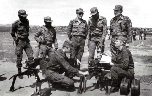 Зачем советские военные сражались в Африке