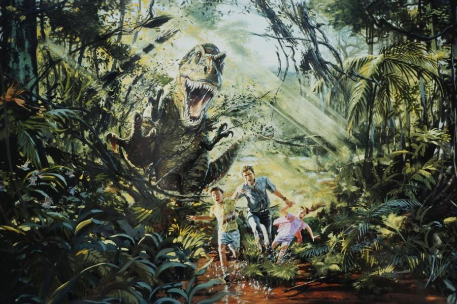 Воскрешение динозавров. «Пар…