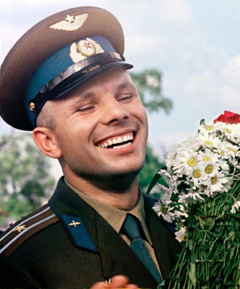 """""""Гагарин – это мечта, надежда на спасение"""". Гагарин - это Советский Союз"""