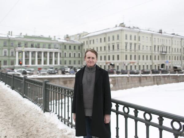 БРИТАНЕЦ О ЖИЗНИ В РОССИИ: «…