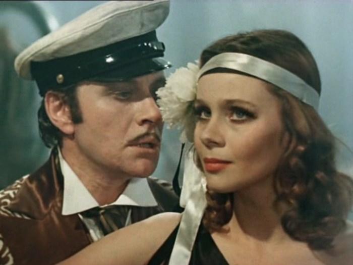 Андрей Миронов и Любовь Полищук в фильме *12 стульев*, 1976 | Фото: kino-teatr.ru