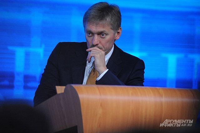 Песков: Кремль считает позитивным восстановление в правах РУСАДА