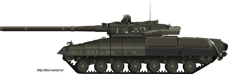 """Правда и ложь о перспективном советском танке """"Боксёр"""" (объект 447)"""