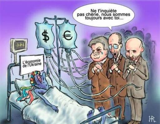 НаУкраине сократилось количество сторонников евроинтеграции— опрос