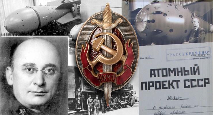 Берия — тайна кризисного руководства и атомного века СССР