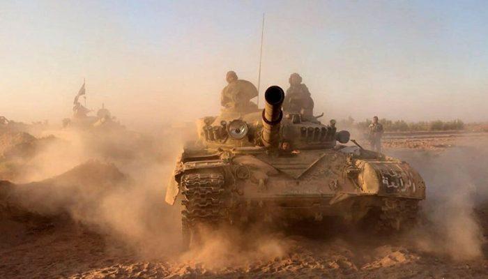Операция в Даръа подходит к концу: крупнейший оплот боевиков не выдержал удара САА