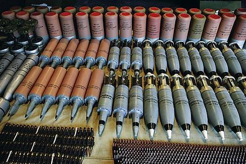 Техмаш организует лицензионное производство снарядов в Индонезии