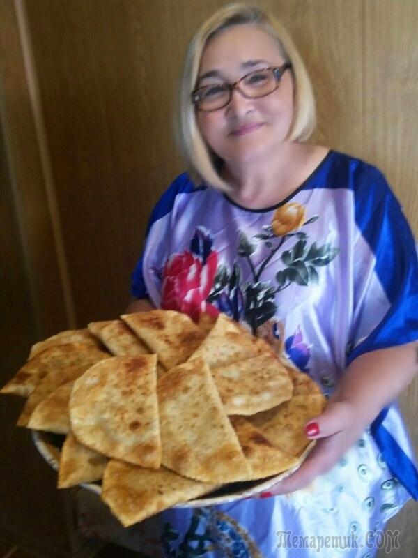 Чебуреки крымские, сочные и необычно вкусные!!!