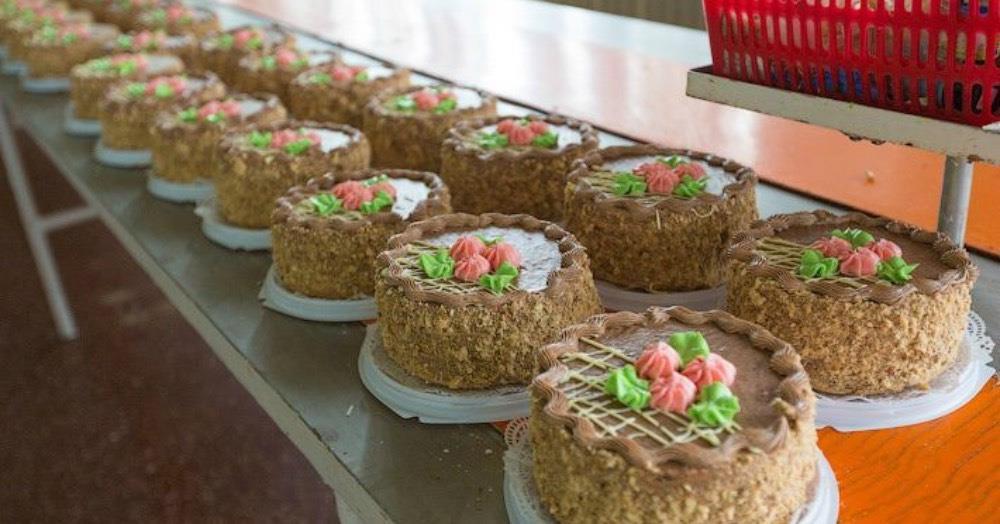 Девять любимых тортов СССР