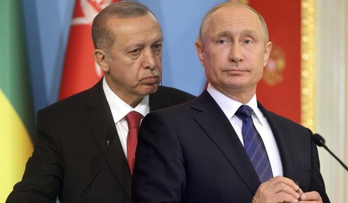 Душащий Крым Эрдоган сделал …