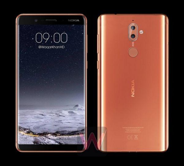 Смартфон Nokia 9: действительно безрамочный