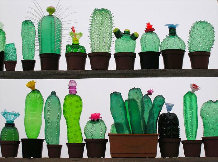 МАСТЕРИЛКА. Вот что можно сделать из пластиковых бутылок