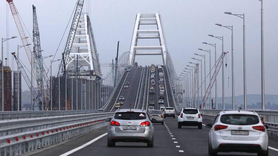 Еду я по Крымскому мосту и думаю, «когда ж он развалится»