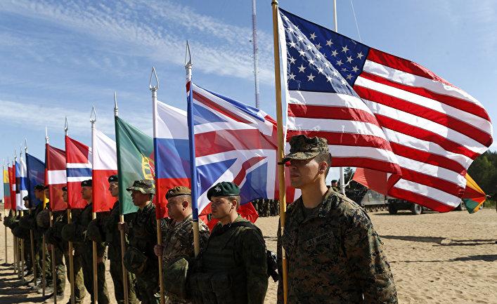 Министр: датские солдаты НАТО удержат Путина от захвата Прибалтики