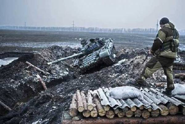 Киеву выгодна вялотекущая война на Донбассе